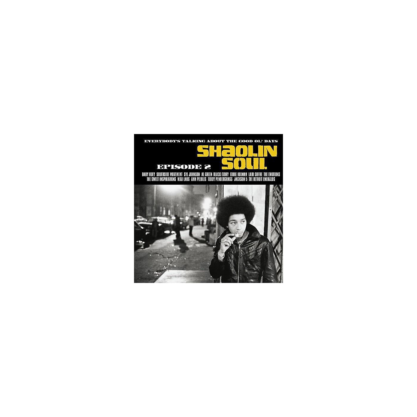 Alliance Various Artists - Shaolin Soul Everybody 2 / Various thumbnail
