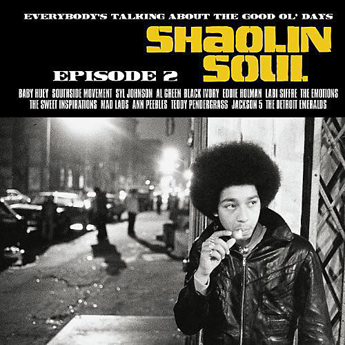 Alliance Various Artists - Shaolin Soul Everybody 2 / Various thumbnail