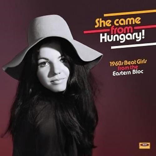 Alliance Various Artists - She Came From Hungary: 1960s Beat Girls From The Eastern Bloc /Various thumbnail