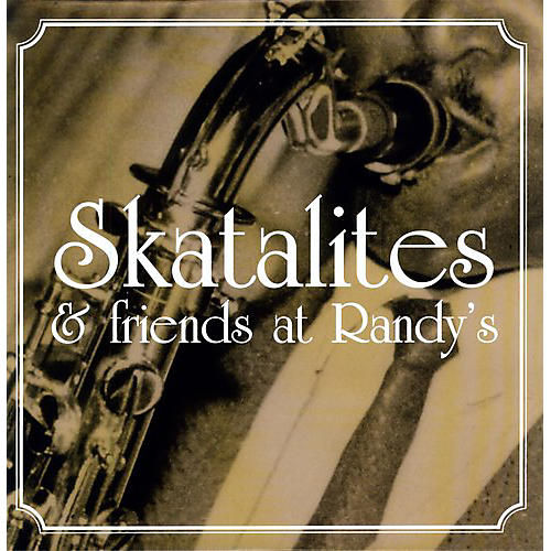 Alliance Various Artists - Skatalites & Friends at Randy's / Various thumbnail