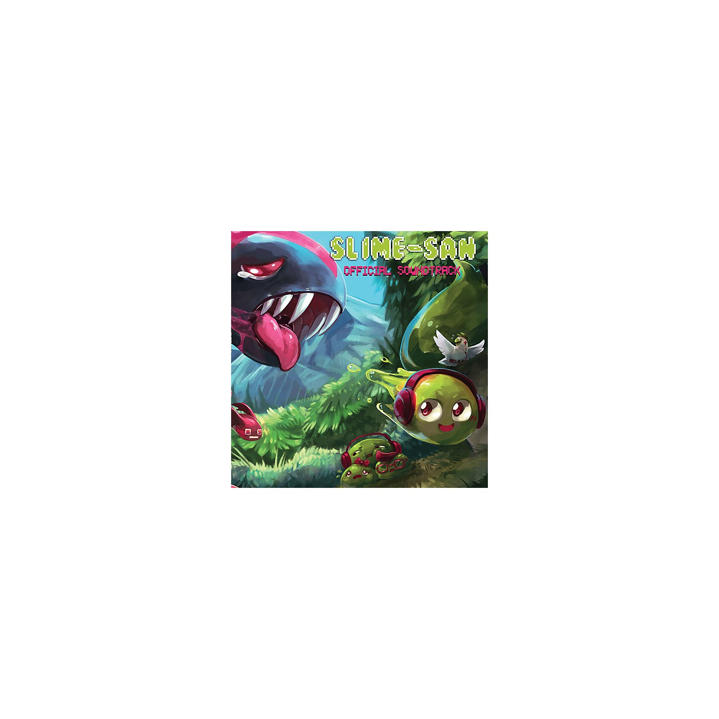Alliance Various Artists - Slime-San (Official Soundtrack) thumbnail