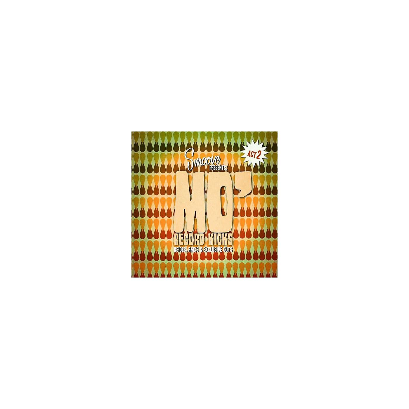 Alliance Various Artists - Smoove Presents Mo Record Kicks Act II thumbnail