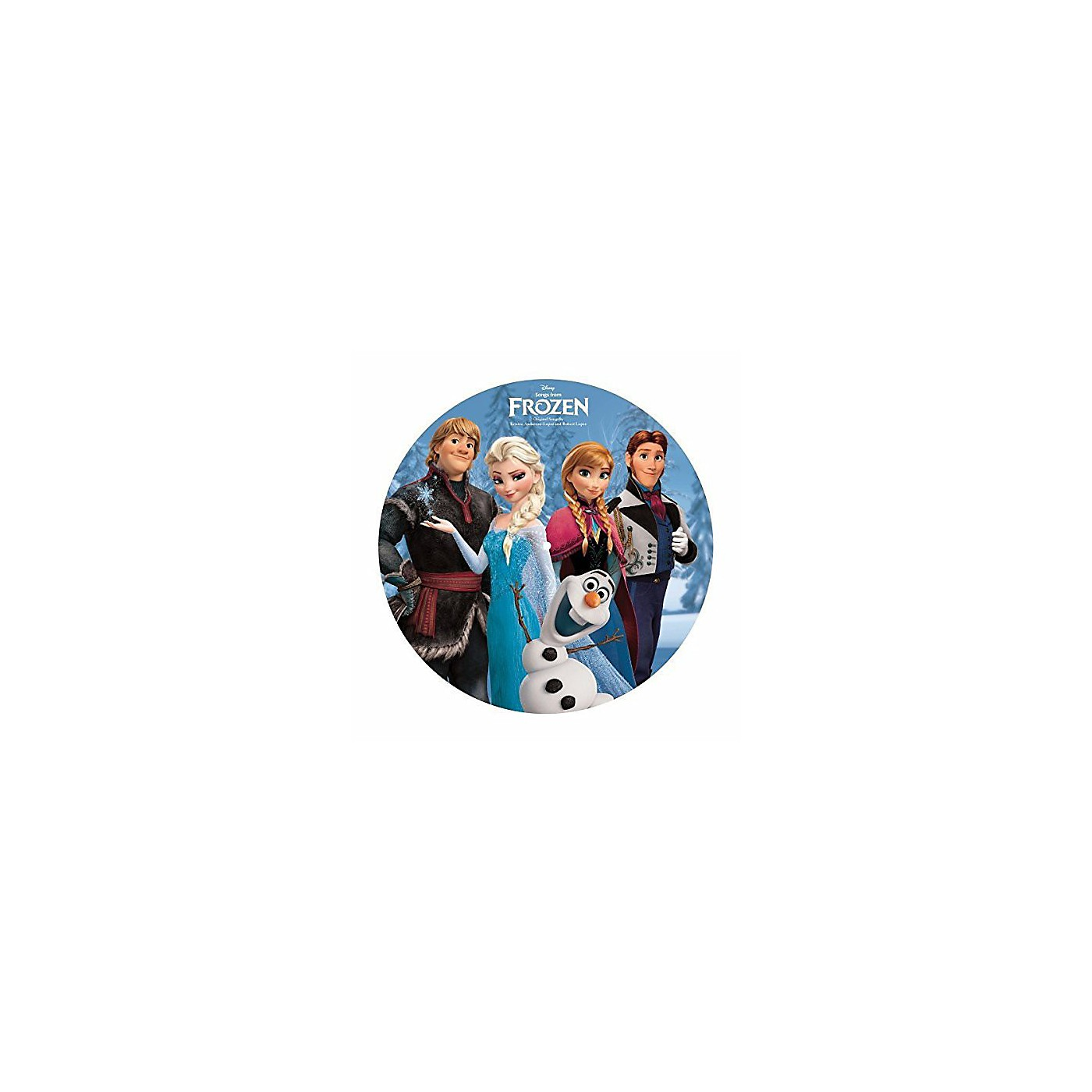 Alliance Various Artists - Songs From Frozen (Various Artists) thumbnail