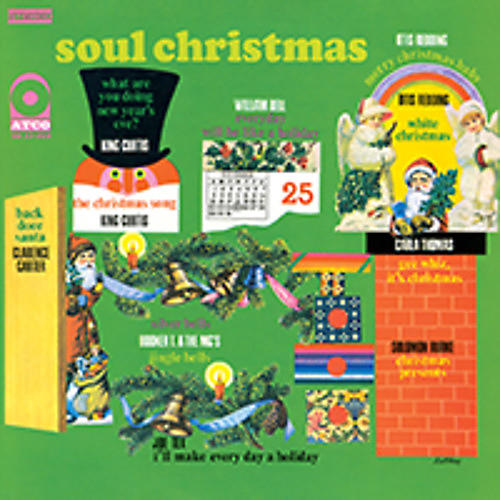 Alliance Various Artists - Soul Christmas / Various thumbnail