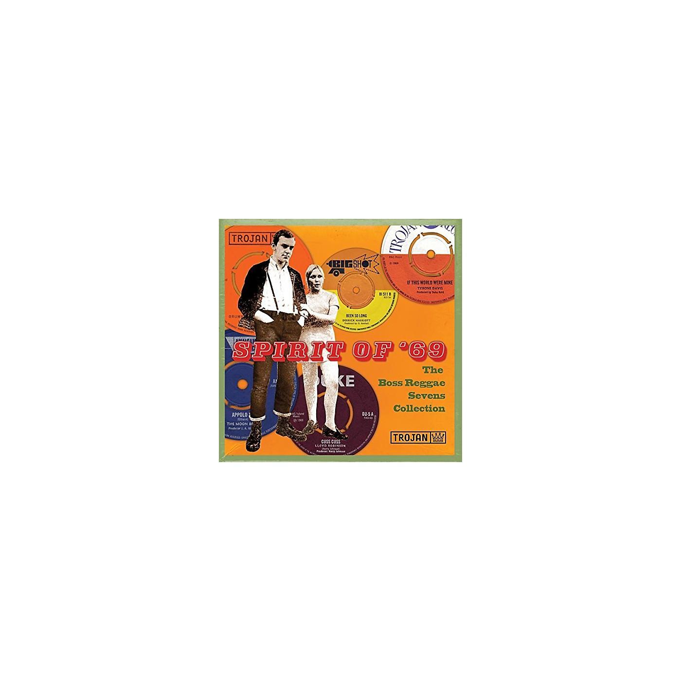 Alliance Various Artists - Spirit Of 69: Boss Reggae Sevens Collection / Various thumbnail