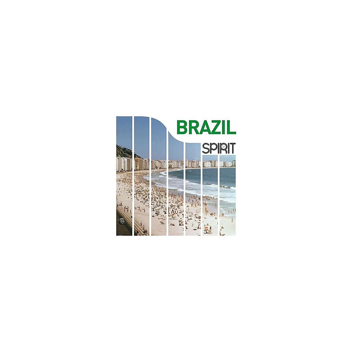 Alliance Various Artists - Spirit Of Brazil / Various thumbnail