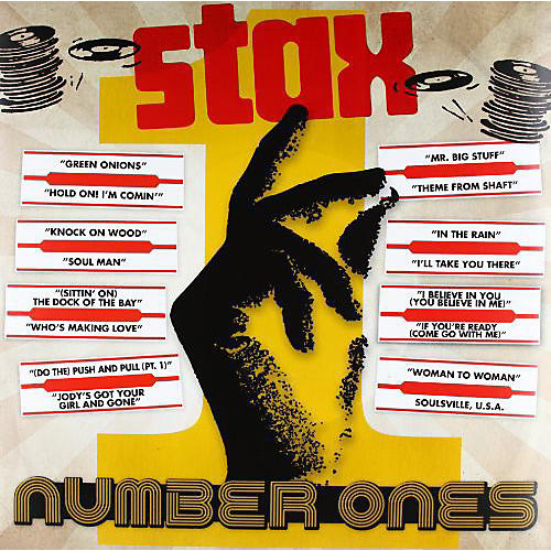 Alliance Various Artists - Stax Number Ones thumbnail