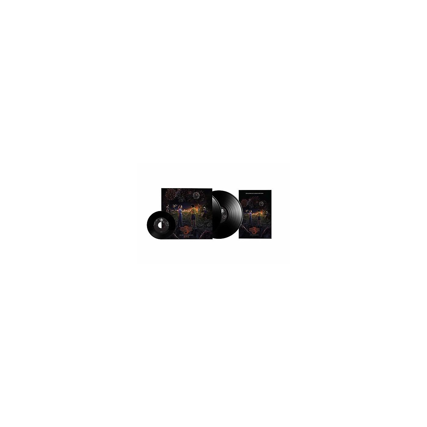 Alliance Various Artists - Stranger Things: Soundtrack from the Netflix Original Series, Season 3) thumbnail