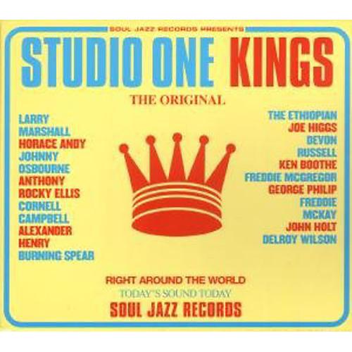 Alliance Various Artists - Studio One Kings thumbnail