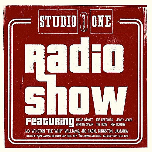 Alliance Various Artists - Studio One Radio Show / Various thumbnail