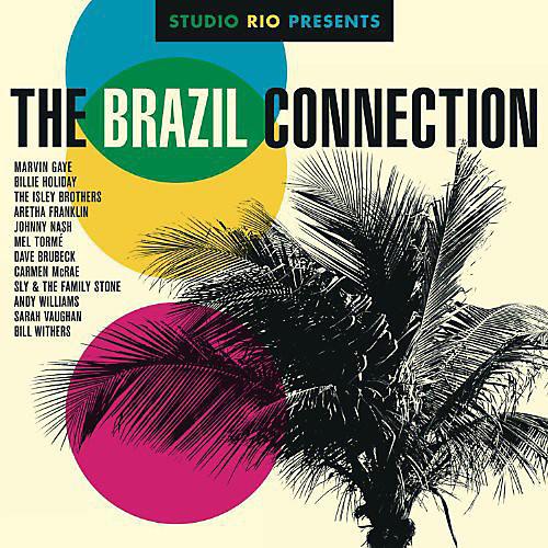 Alliance Various Artists - Studio Rio Presents: The Brazil Connection / Various thumbnail