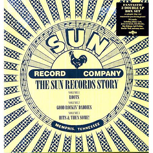 Alliance Various Artists - Sun Records Story / Various thumbnail