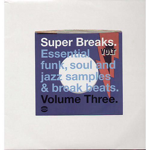 Alliance Various Artists - Super Breaks: Essential Funk Soul and Jazz Samples and Break-Beat, Vol. 3 thumbnail