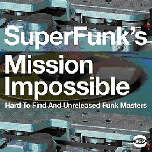 Alliance Various Artists - Super Funks Mission Impossible / Various thumbnail