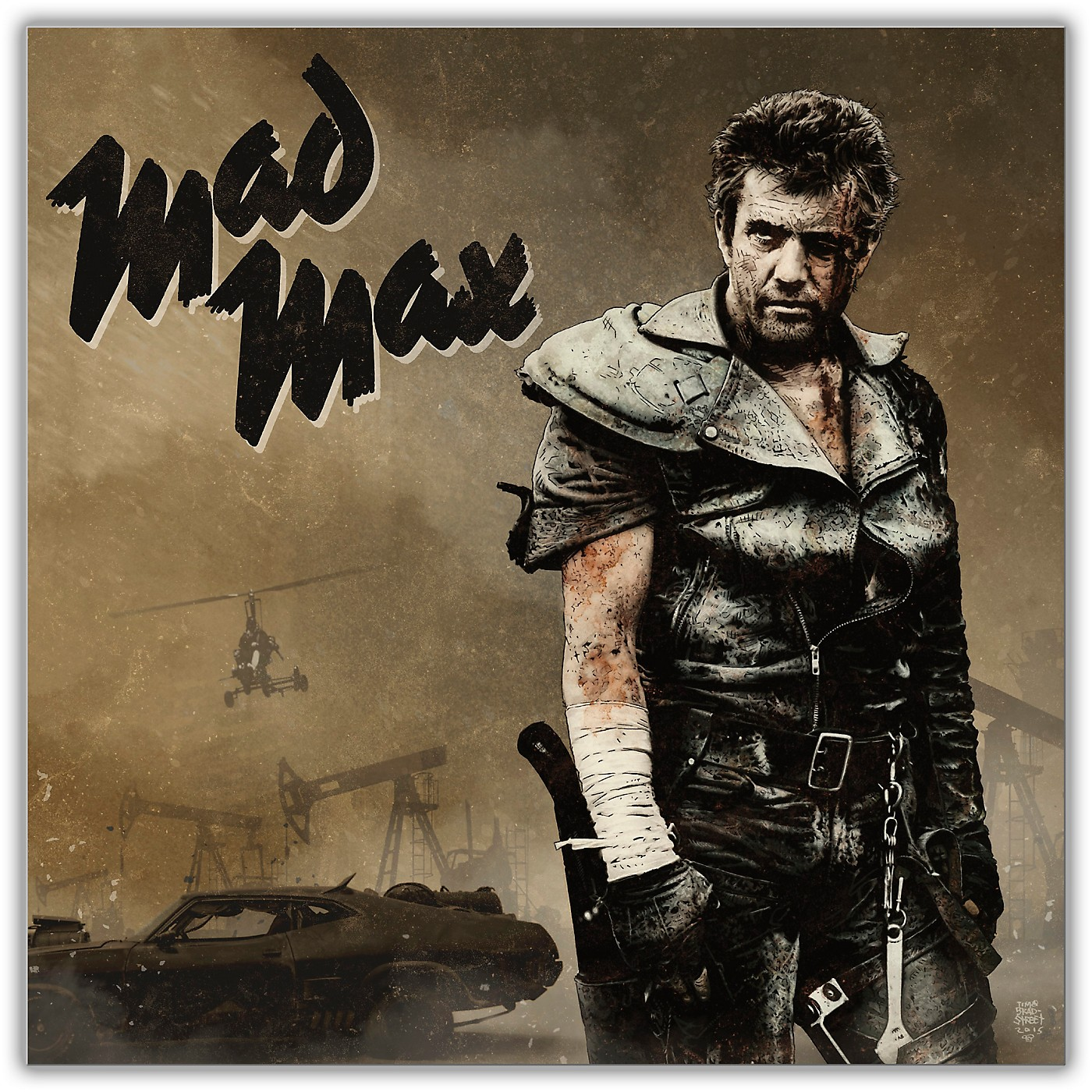Universal Music Group Various Artists - The Mad Max Trilogy [Vinyl 3 LP] thumbnail
