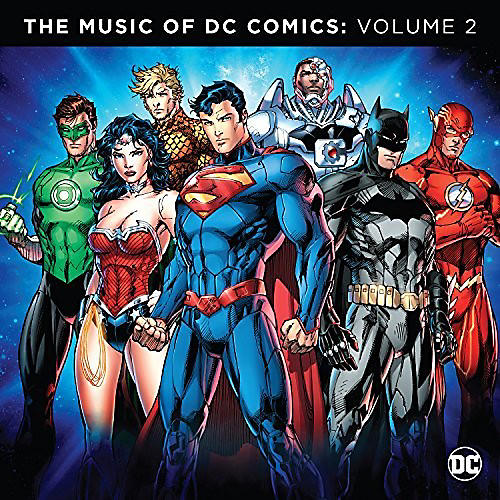 Alliance Various Artists - The Music Of DC Comics, Vol. 2 thumbnail