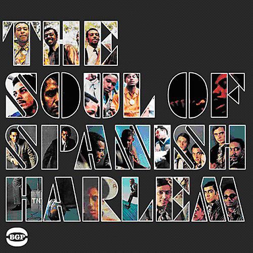 Alliance Various Artists - The Soul Of Spanish Harlem thumbnail