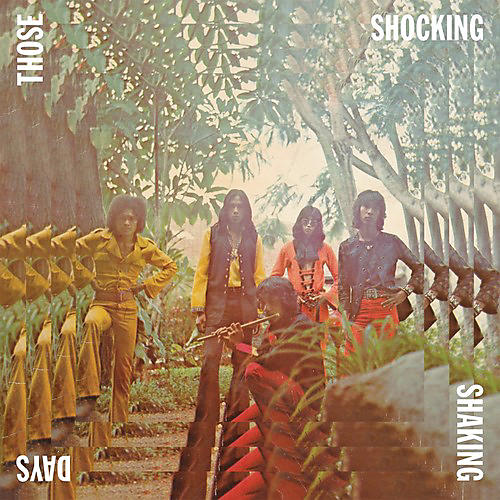 Alliance Various Artists - Those Shocking Shaking Days thumbnail