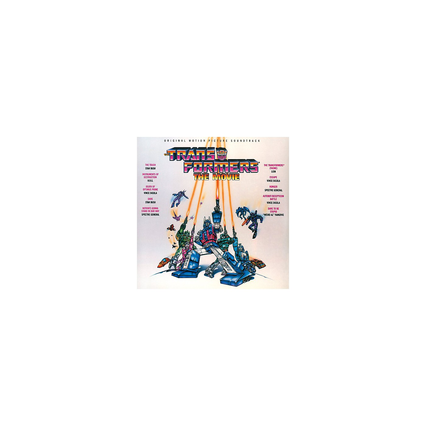 Alliance Various Artists - Transformers: Deluxe Edition (Original Soundtrack) thumbnail