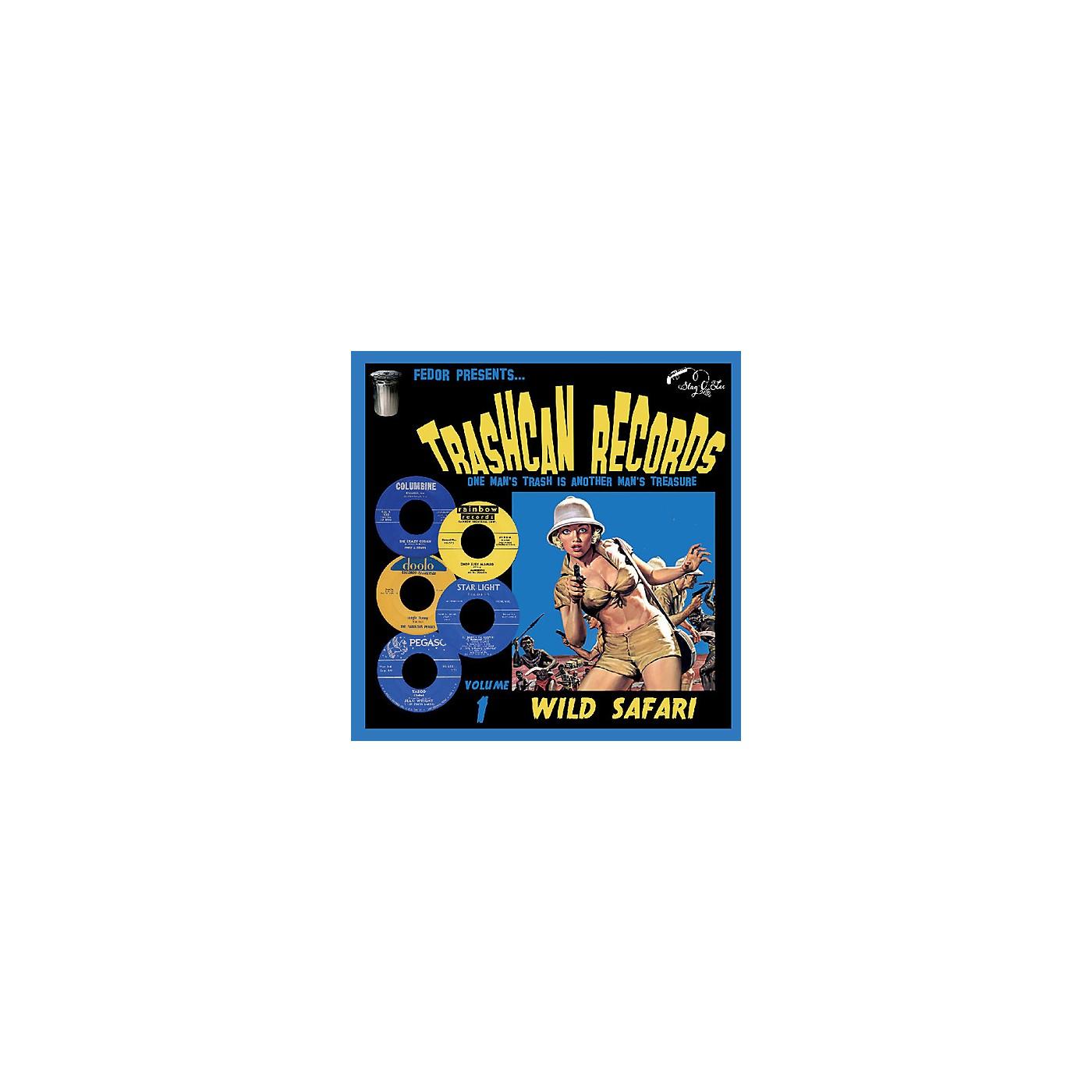 Alliance Various Artists - Trashcan Records Volume 1: Wild Safari thumbnail