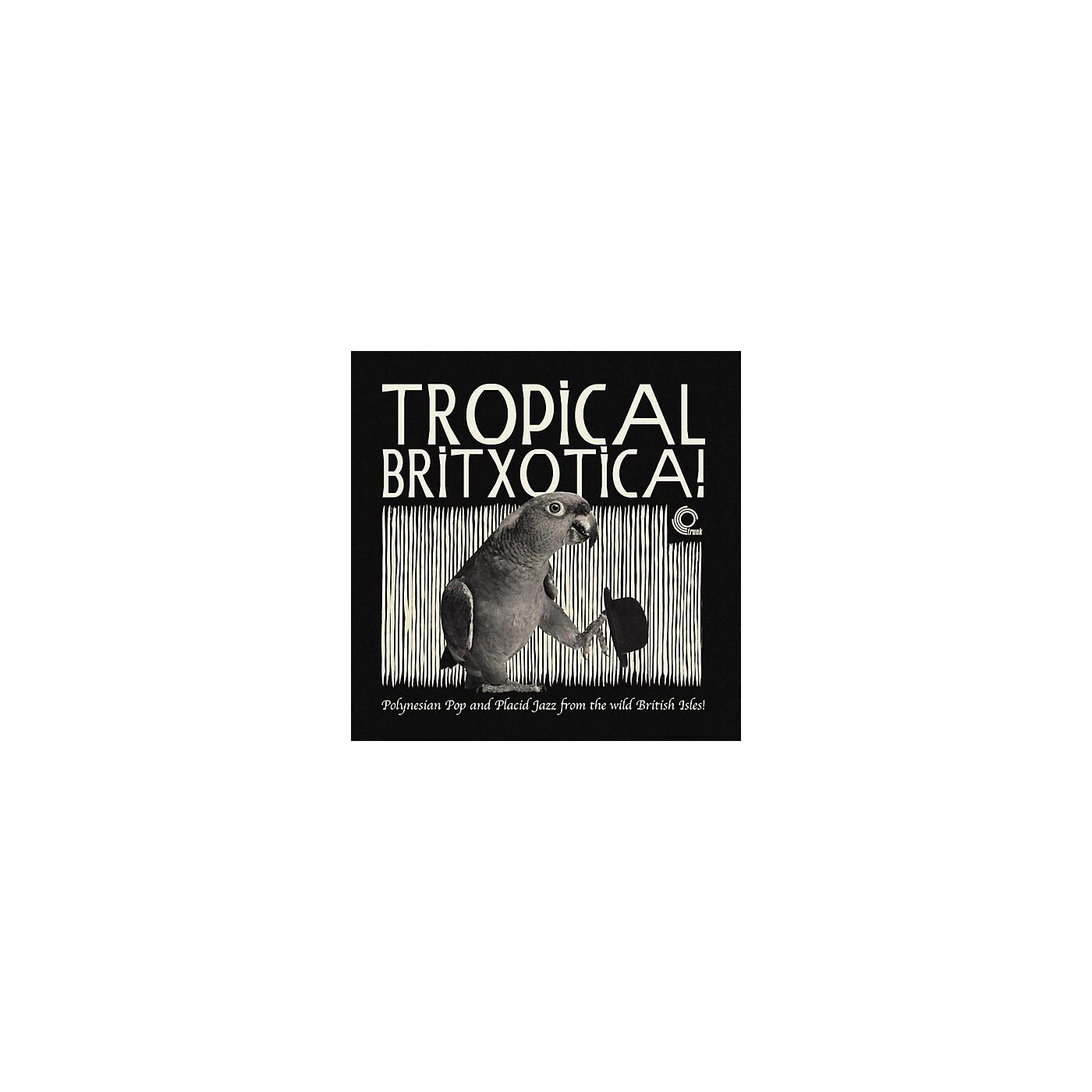 Alliance Various Artists - Tropical Britxotica Polynesian Pop & Placid / Var thumbnail