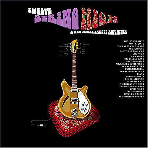 Alliance Various Artists - Twelve String High / Various thumbnail