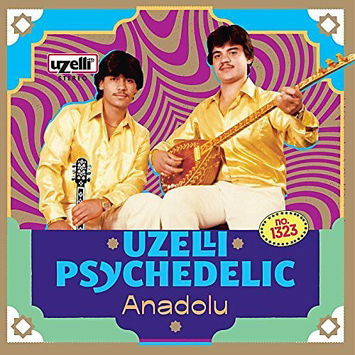 Alliance Various Artists - Uzelli Psychedelic Anadolu thumbnail