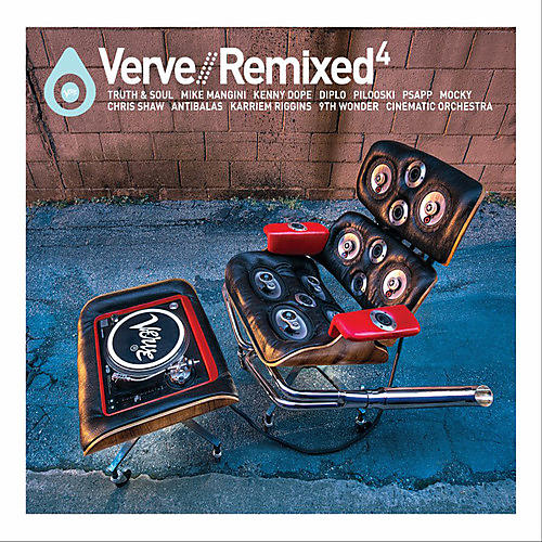 Alliance Various Artists - Verve Remixed, Vol. 4 thumbnail