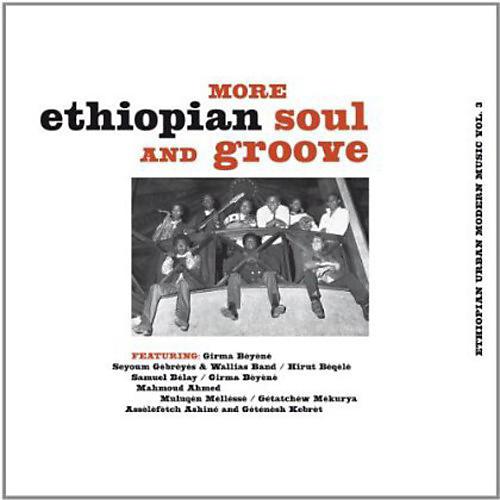 Alliance Various Artists - Vol. 3-Ethiopian Urban Modern Music thumbnail
