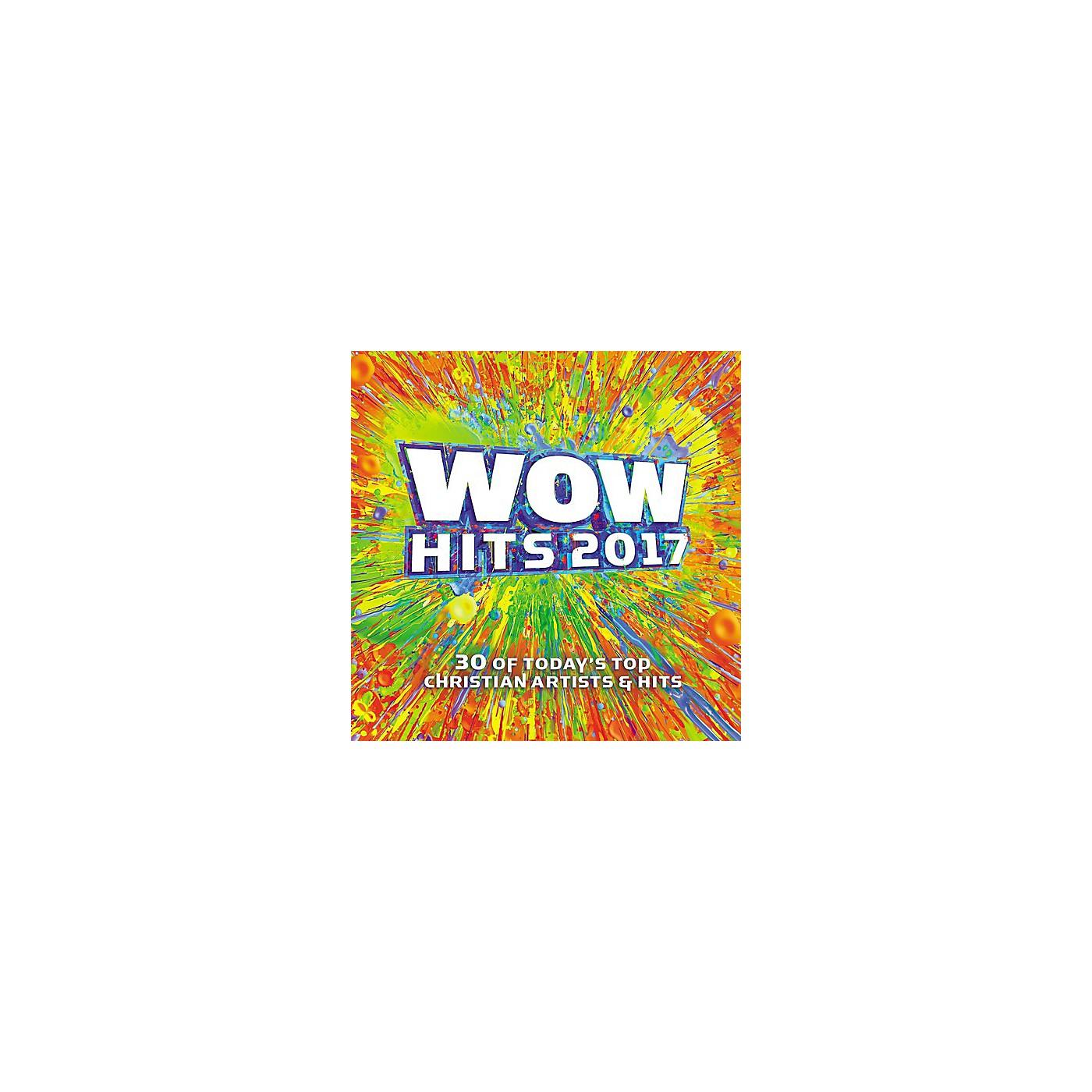 Alliance Various Artists - WOW Hits 2017 / Various (CD) thumbnail