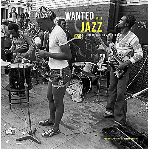 Alliance Various Artists - Wanted Jazz Vol 1 thumbnail