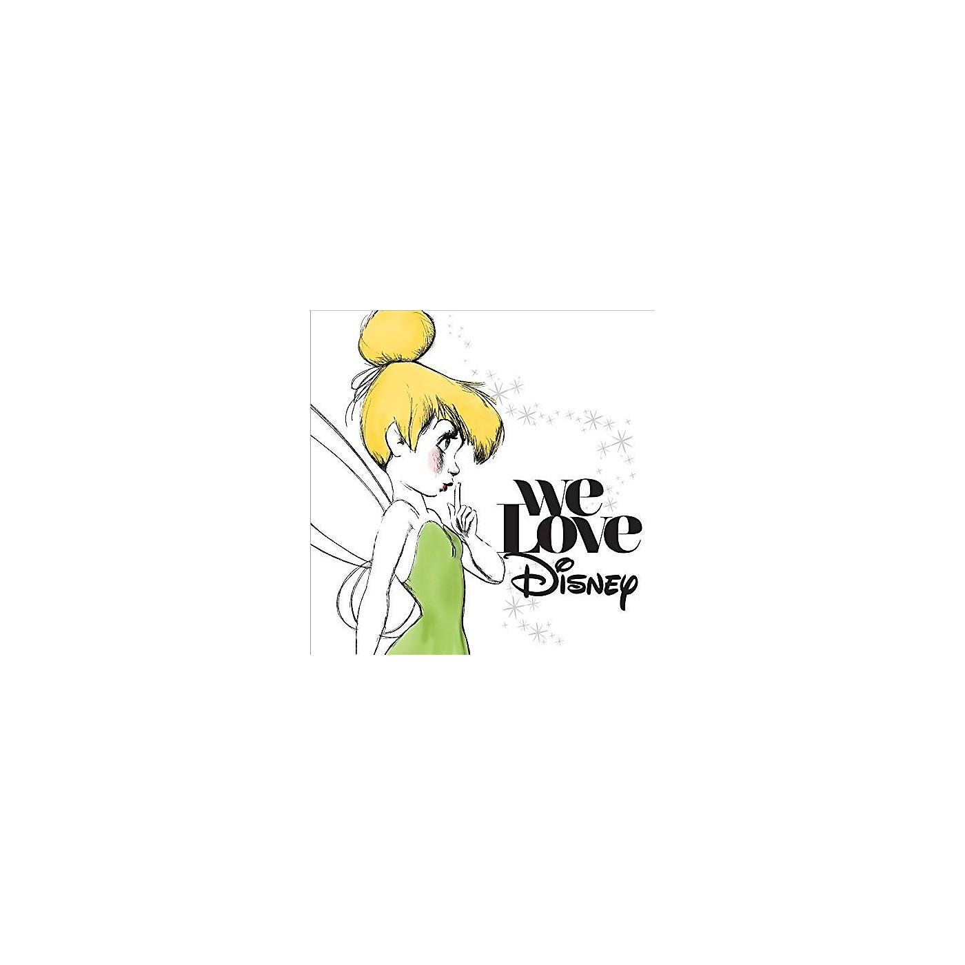 Alliance Various Artists - We Love Disney thumbnail