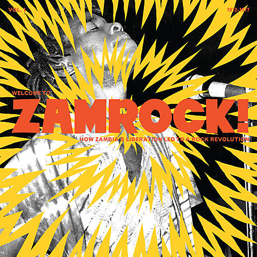 Alliance Various Artists - Welcome To Zamrock 1 / Various thumbnail