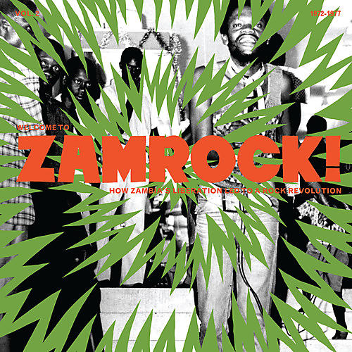 Alliance Various Artists - Welcome To Zamrock 2 / Various thumbnail