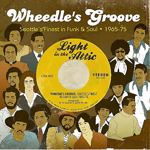 Alliance Various Artists - Wheedle's Groove: Seattle's Finest In Funk and Soul 1967-1974 thumbnail