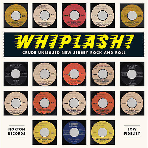 Alliance Various Artists - Whiplash-crude Unissued New Jersey Rock & / Var thumbnail