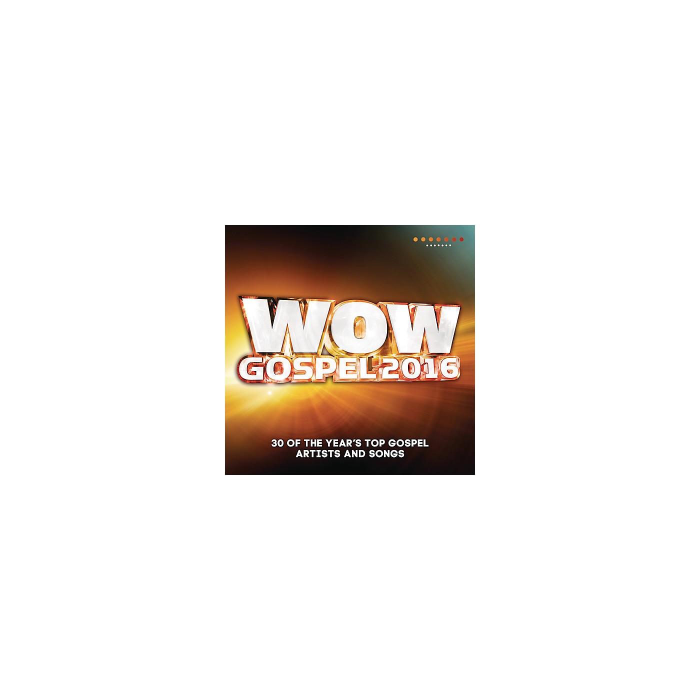 Alliance Various Artists - Wow Gospel 2016 (CD) thumbnail