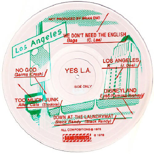 Alliance Various Artists - Yes L.A. / Various thumbnail