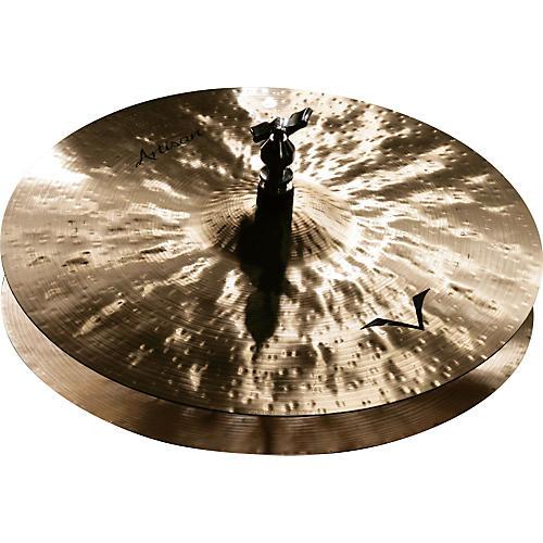 Sabian Vault Artisan Hi-Hat Cymbals thumbnail