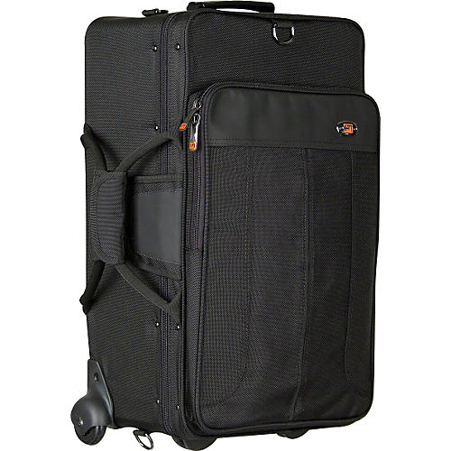 Protec Vax Trumpet Combo Case with Wheels thumbnail