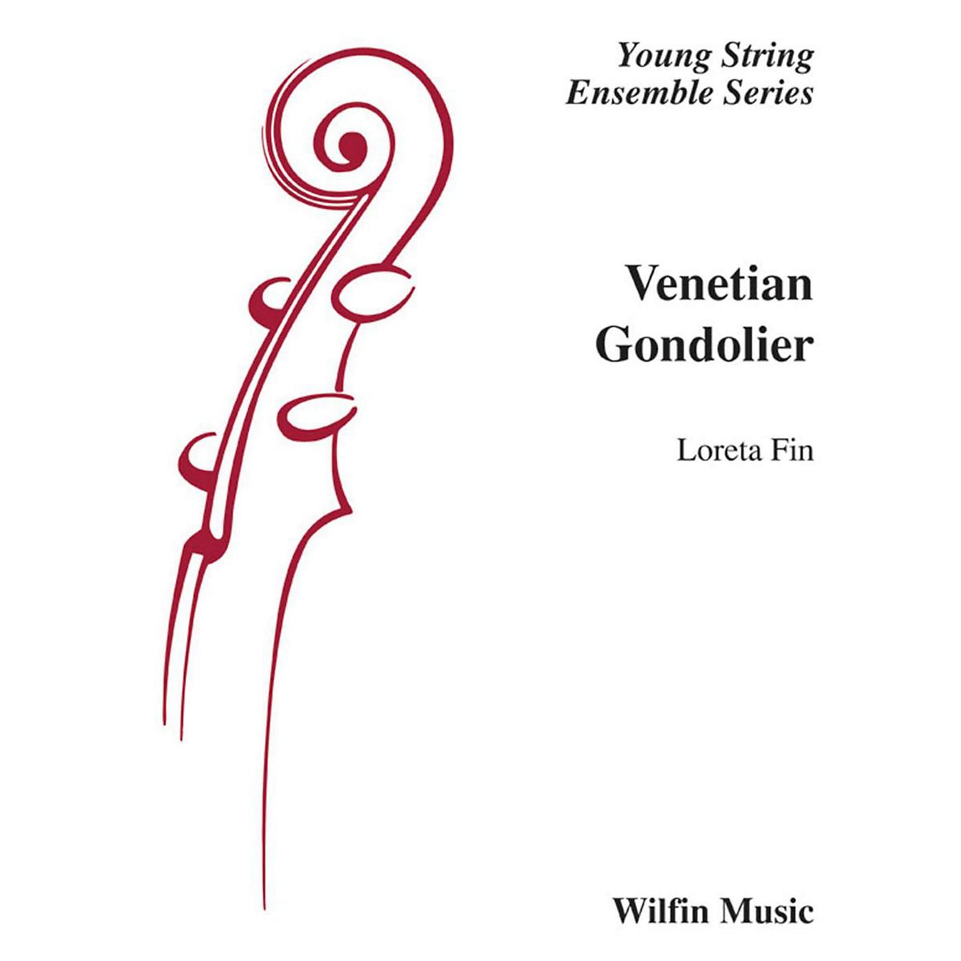 Wilfin Music Venetian Gondolier String Orchestra Grade 1 thumbnail