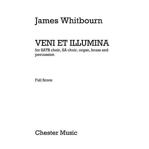 Chester Music Veni Et Illumina Music Sales America Series by James Whitbourn thumbnail