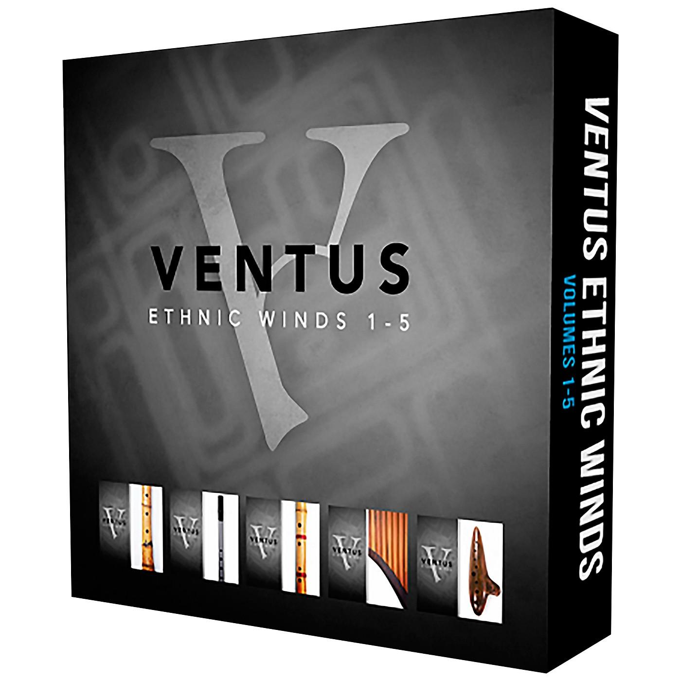Impact Soundworks Ventus Bundle 1-5 (Download) thumbnail