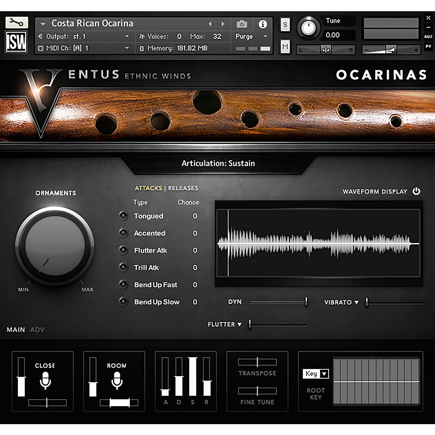 Impact Soundworks Ventus Ocarinas (Download) thumbnail