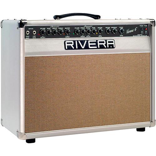 Rivera Venus 6 1x12 Guitar Tube Combo Amplifier thumbnail