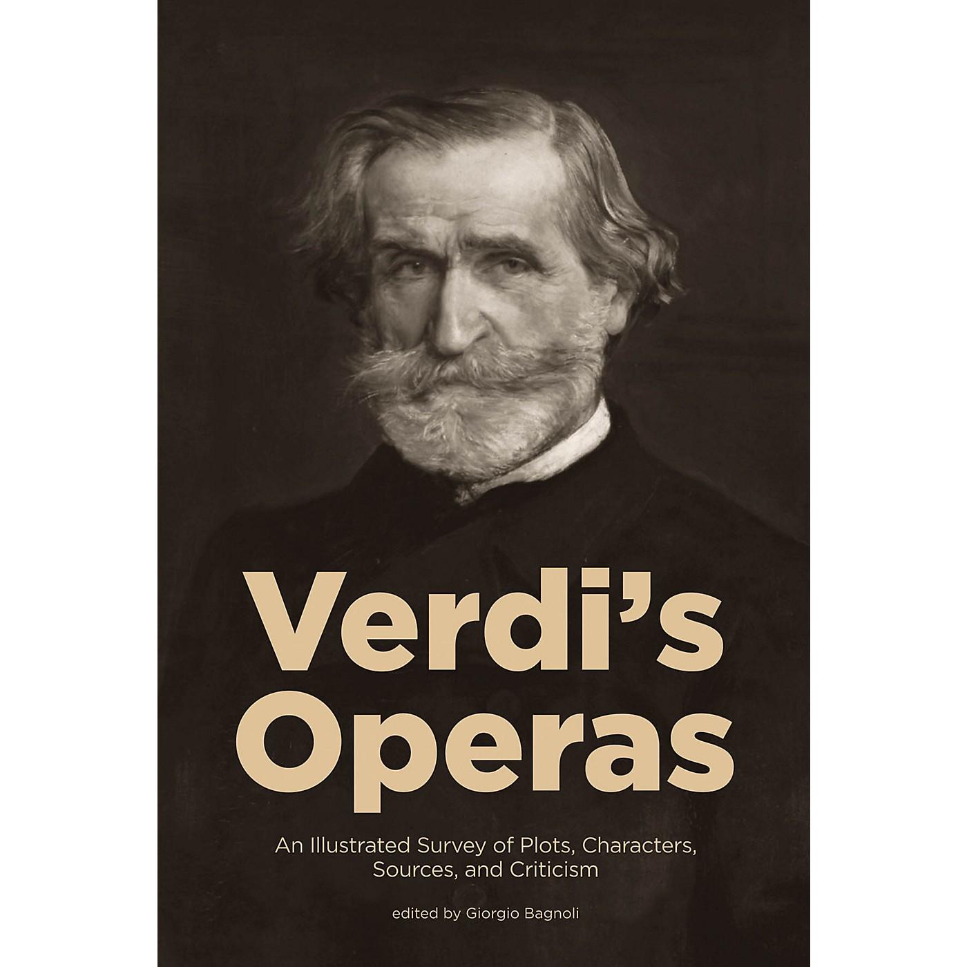 Amadeus Press Verdi's Operas Amadeus Series Softcover Written by Giorgio Bagnoli thumbnail