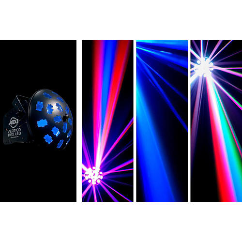 American DJ Vertigo Hex LED thumbnail
