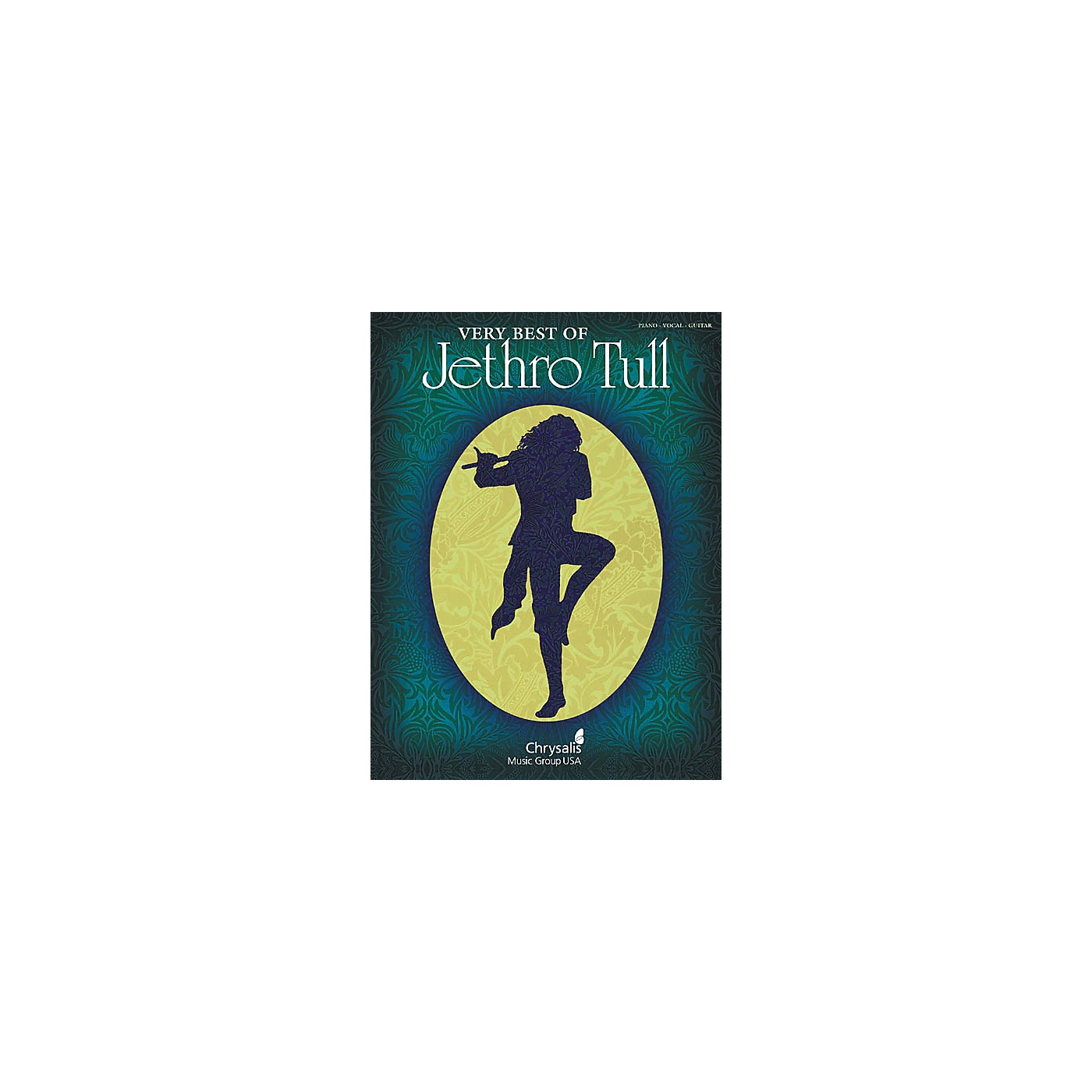 Hal Leonard Very Best of Jethro Tull Piano, Vocal, Guitar Songbook thumbnail