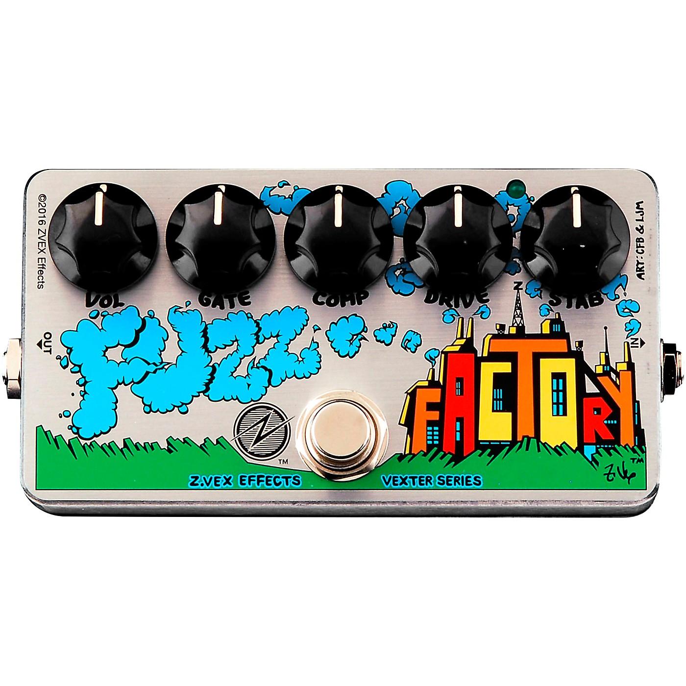 Zvex Vexter Fuzz Factory Guitar Effect Pedal thumbnail