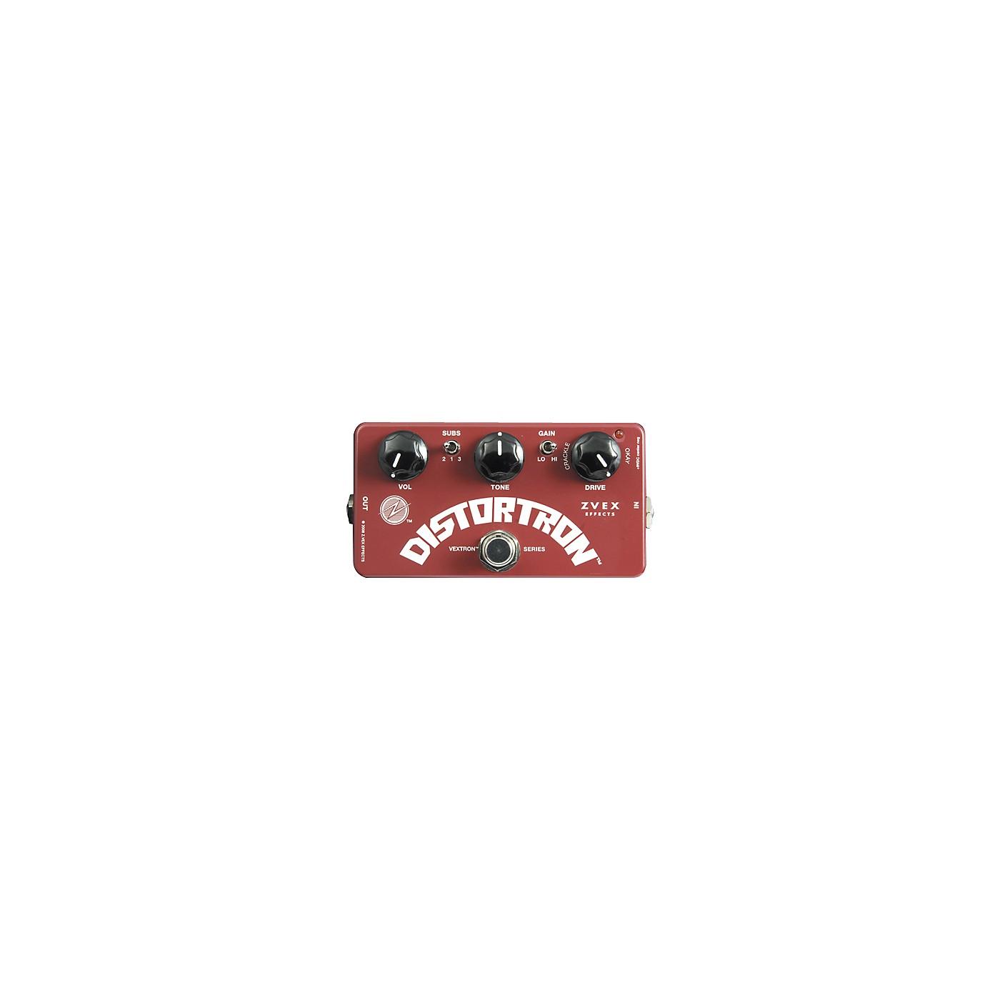 Zvex Vextron Series Distortron - Distortion Guitar Effects Pedal thumbnail